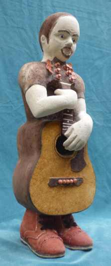l'homme-guitare