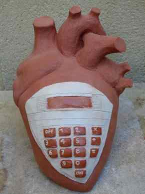 coeur calculatrice